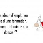 comment optimiser son dossier de demandeur d'emploi
