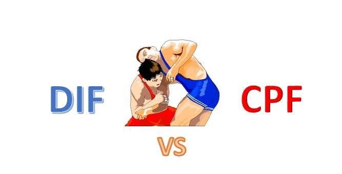 dif vs cpf titre