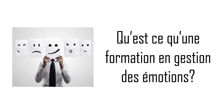 gestion des emotions